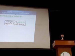 5_cô Dung nói về mảng đào tạo