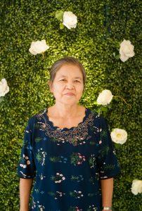 Cô Đoàn Thị Thịnh (19/6/1947). Cô là cán bộ giảng dạy từ năm và 1971 đến 2002 và là ủy viên BCH Công đoàn khoa SPTA.