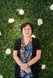 Cô Chu Thị Nhu (20/9/1952). Cô là cán bộ giảng dạy từ năm 1973 đến 2007.