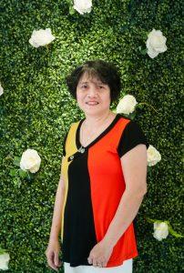 Cô Kim Trang (27/3/1953). Cô là giảng viên tổ Tiếng Anh 3 từ năm 1975 đến 2008.
