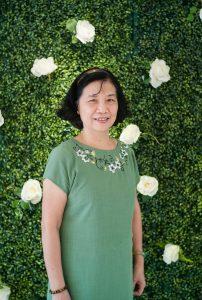 Cô Lâm Thị Phúc Hân (3/11/1955). Cô là cán bộ giảng dạy từ năm 1978 đến năm 2010.