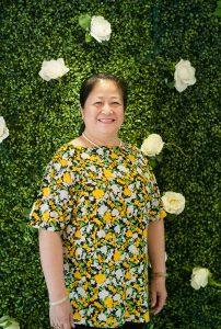 Cô Lê Thuý Hoà (25/12/1955). Cô là giảng viên chính, công tác tại khoa từ năm 1978 đến năm 2010.