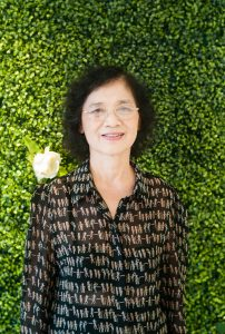 Cô NGuyễn Thị Tụ (11/10/1948). Cô từng công tác tại khoa từ năm 1971 đến năm 2003, cô từng đảm nhiệm chức vụ Chủ tịch Công Đoàn và Phó bí thư Chi bộ.