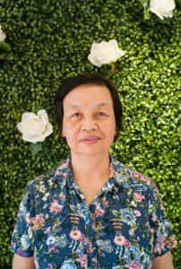 Cô Nguyễn Thị Bang (2/6/1947). Cô công tác tại trường từ năm 1971 đến năm 2002 và từng đảm nhiệm vị trí Chủ nhiệm Bộ môn.