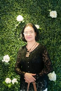 Cô Nguyễn Thị Phú Tường (23/01/1952). Cô từng đảm nhiệm vị trí giảng viên chính và công tác tại trường từ năm 1976 đến năm 2007.