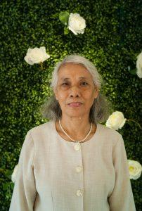 Cô Nguyễn Thị Sáu (19/06/1947). Cô từng đảm nhiệm vị trí giảng viên chính và công tác tại trường từ năm 1971 đến năm 2002.