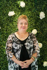 Cô Trần Hiền Lan (2/4/1956). Cô là cán bộ giảng dạy, công tác tại trường từ năm 1978 đến năm 2011.