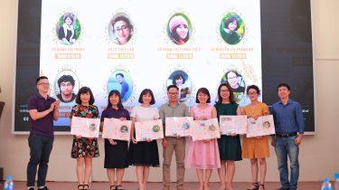 Những gương mặt tiêu biểu của Khoa SPTA năm 2018-2019